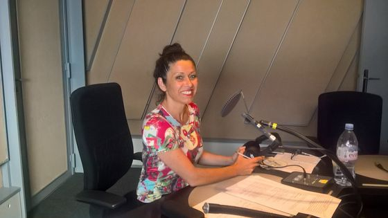 Katia Benito, RF, studio 152, 19/07/2017