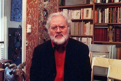Pierre Henry chez lui en 2002