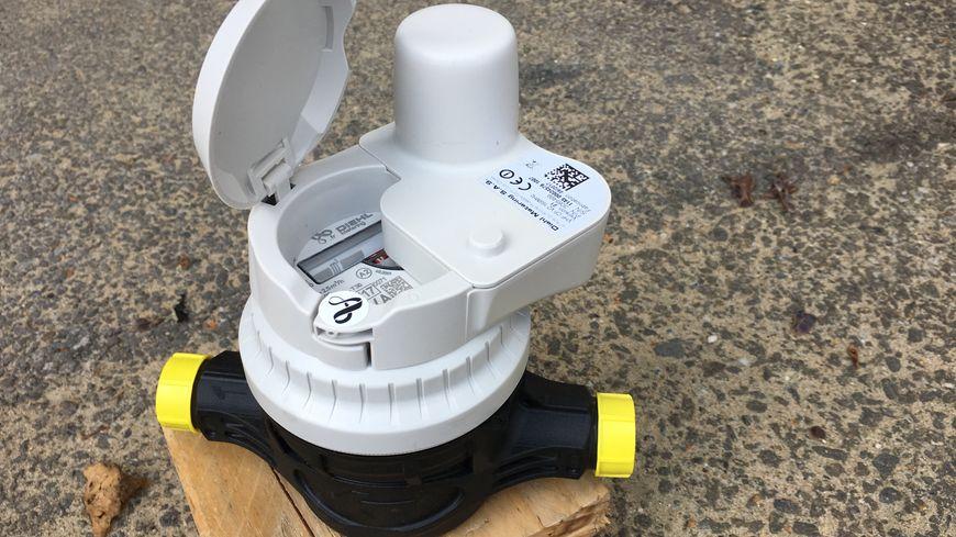 Les nouveaux compteurs d'eau, communicants, sont installés depuis le mois dernier à Mont-de-Marsan