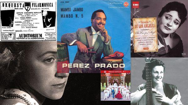 Cuba, la musique et le monde #58 : 1949 : Le Mambo à travers le monde et Charles Münch à La Havane