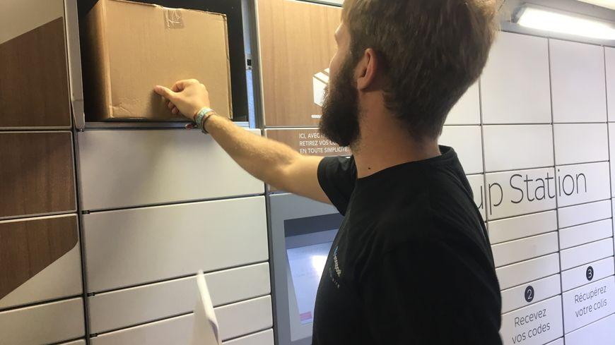 Clermont ferrand la gare s 39 quipe de casiers de livraison en consigne automatique pour vos - Banque de france salon de provence ...