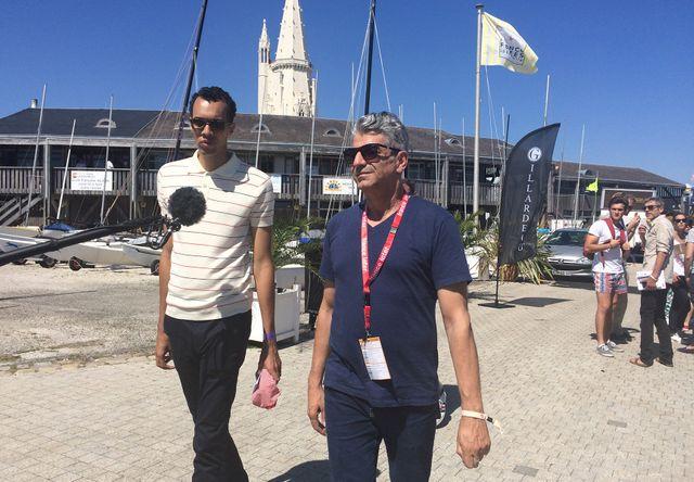 Tempête de ciel bleu pour Gaël Faye avec Didier Varrod