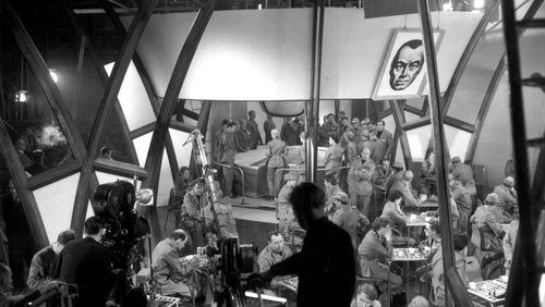 Adapter Orwell au cinéma et en BD