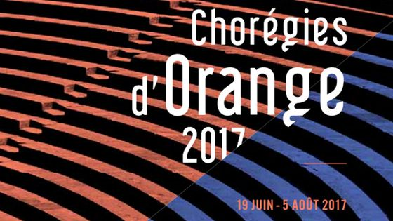 visuel Chorégies d'Orange 2017