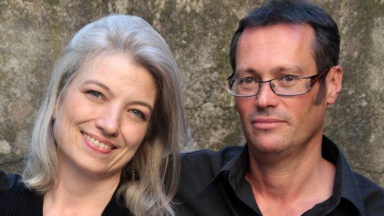 Maria-Cristina Kiehr et Jean-Marc Aymes