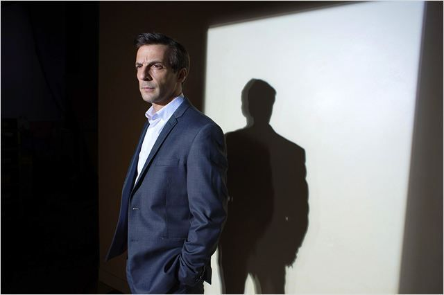 """Mathieu Kassovitz est """"Malotru"""" dans """"Le Bureau des légendes"""", la série de Canal +"""