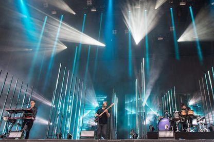 Alt J au festival Hurricane en Allemagne