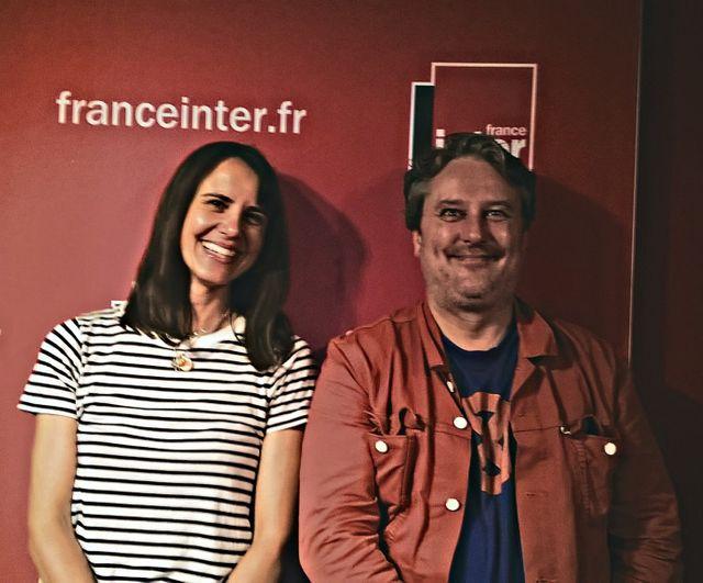 Marie Modiano et Mathias Deguelle • Chassé/Croisé