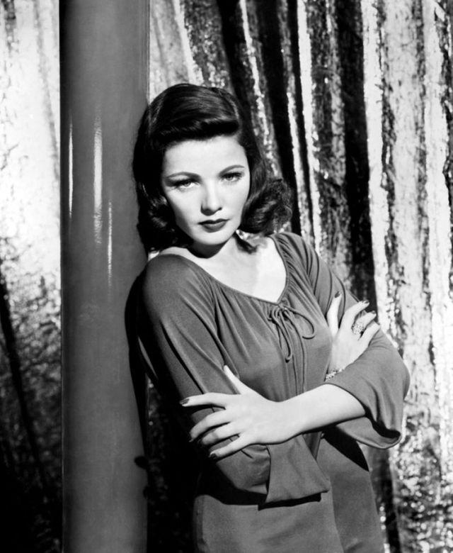 """Gene Tierney dans """"Laura"""" d'Otto Preminger (1946)"""