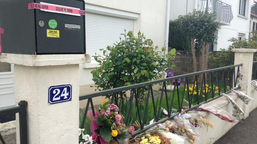 La maison des Troadec à Orvault, un mois et demi après leur disparition.