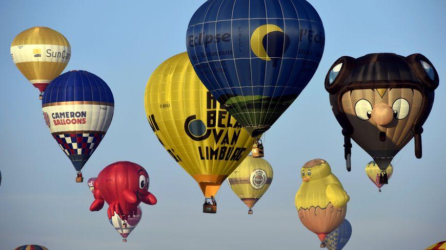 Le Mondial Air Ballon édition 2015