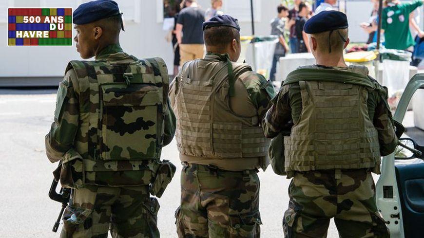Des militaires de la force Sentinelle seront présent tout comme des CRS, des policiers et des agents de sécurité privés