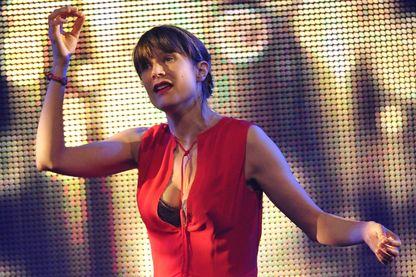 Camille aux Victoires de la musique en 2012
