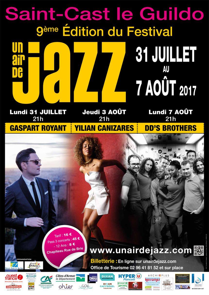 festival un air de jazz