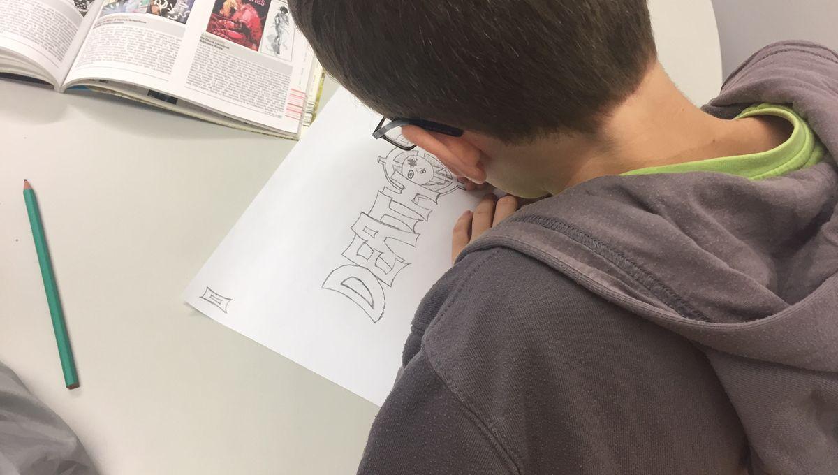 Cours De Dessin Montbéliard le mans : le spot invite les jeunes à des cours de graffiti