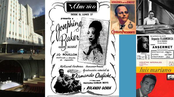 Cuba, la musique et le monde #60 : 1950 : Joséphine Baker à La Havane