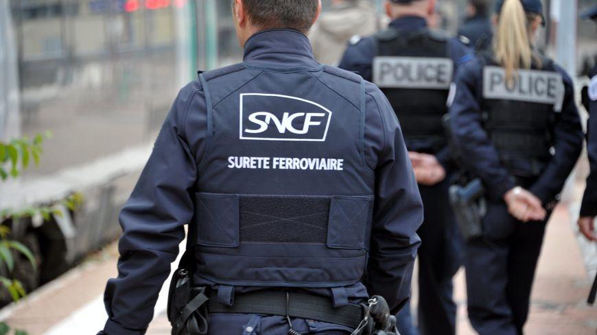 35 agents de police ferroviaire vont patrouiller par groupe de 3 dans les trains entre Amiens et Paris à partir de Septembre
