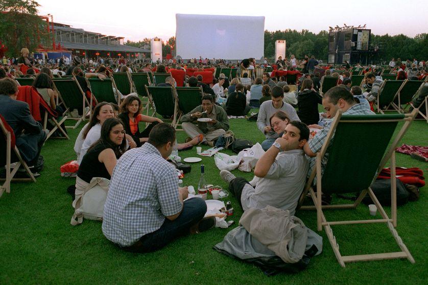 La Villette vous concocte un menu savoureux pour cette vingt-septième édition du cinéma en plein air !