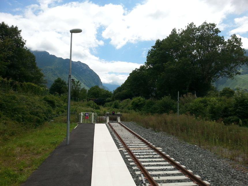 Le chantier pour prolonger la ligne jusqu'à Canfranc est estimé à 400 millions d'euros