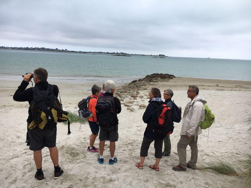 La maison des Dunes située non loin des dunes sur la commune de Tréflez organise de nombreuses visites guidées