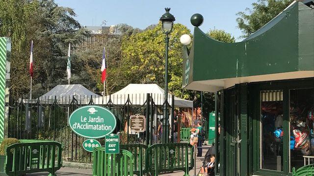le jardin dacclimatation en travaux jusquau mois de mai le parc se refait une beaut - Jardins D Acclimatation