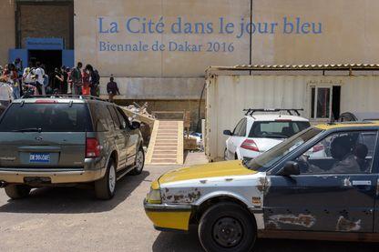 L'ancien tribunal de Dakar devenu lieu culturel
