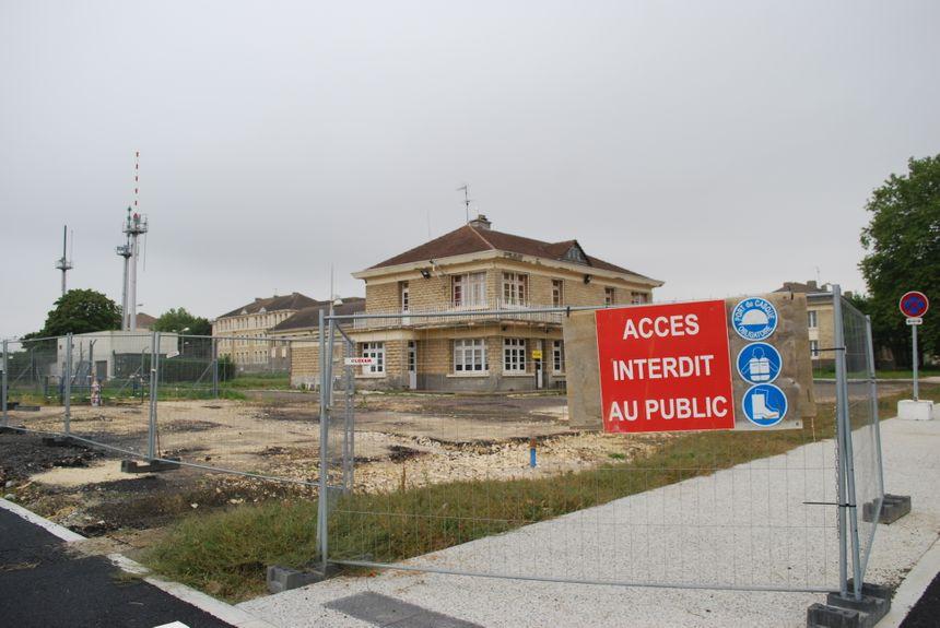 Le quartier Koenig a un regain d'intérêt en raison de la reprise économique et du projet d'échangeur