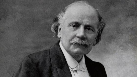 Portrait de Jules Massenet (1912)