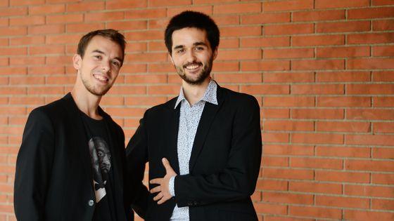 Oriol Vallès et Joan Casares
