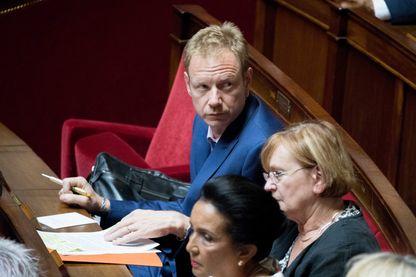 Pierre Dharréville député Front de Gauche de la 13ème circonscription des Bouches du Rhône