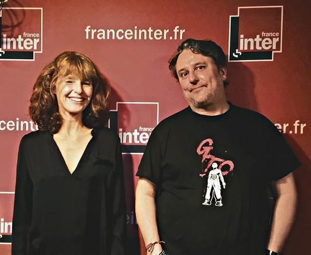 Caroline Casadesus et Mathias Deguelle • Chassé/Croisé