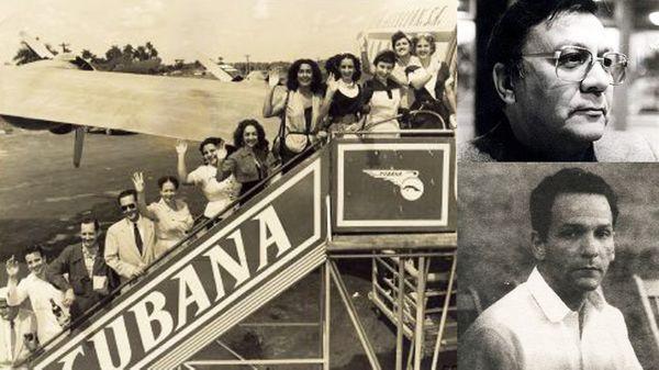 Cubana de Aviacion / Carlos Farinas/Natalio Galan