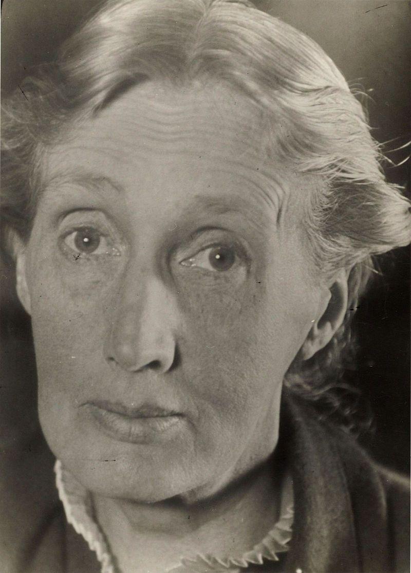 Virginia Woolf en 1939.