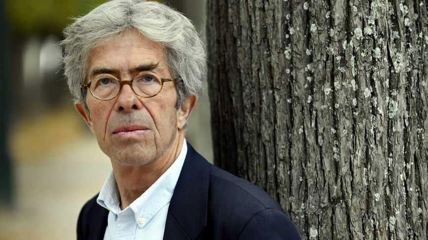 Jean-Michel Lambert, lors du livre sur la place 2014