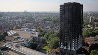 Londres : un gala pour les victimes de la tour Grenfell
