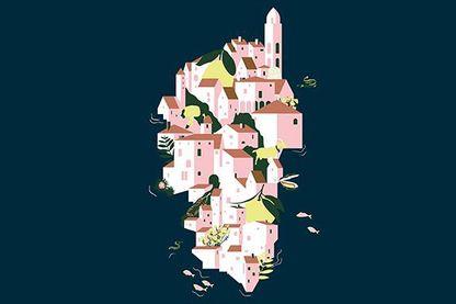 Détail de la couverture du livre de Nicolas Stromboni : Du pain, du vin, des oursins