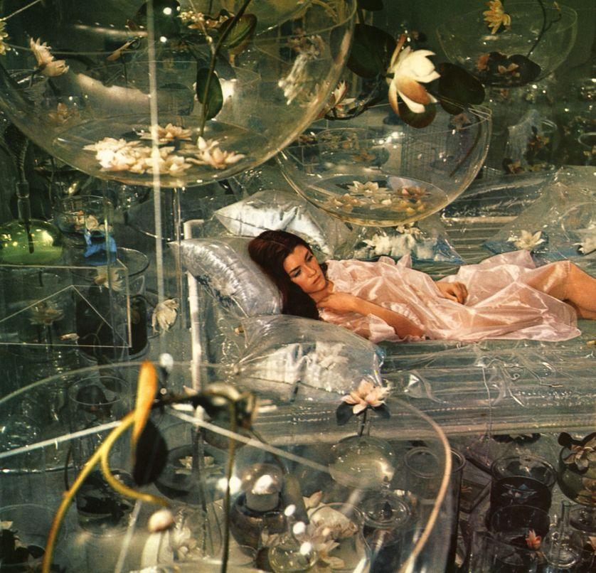 Chloé, dans L'Ecume des jours, de Charles Belmont (1968)