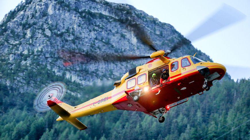 L'alpiniste est porté disparu depuis bientôt une semaine, dans le Mont-Blanc