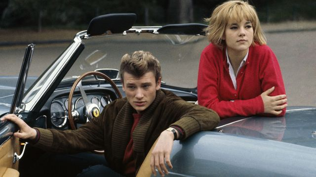 Johnny et Sylvie - 1963