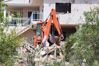 La maison qui a explosé à Alcanar était bien l'endroit où la cellule préparait des attentats de plus grande ampleur. 120 bonbonnes de gaz propane y ont été retrouvées.