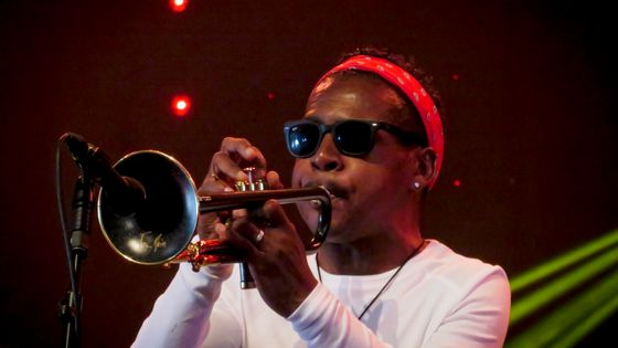 Roy Hargrove à Jazz in Marciac 2017