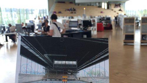 L'architecte, la bibliothèque et le 21ème siècle : Rem Koolhaas  à Caen
