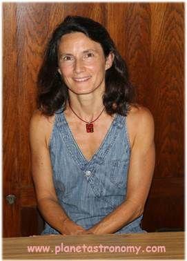 Nathalie Palanque-Delabrouille astrophysicienne