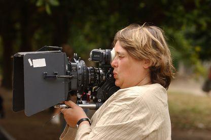 La réalisatrice Dominique Cabrera