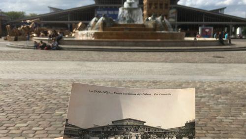 Le parc de la Villette, le parc des années 80
