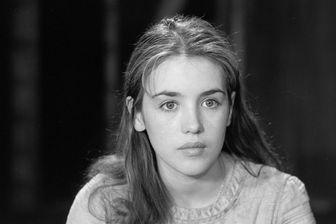 "Isabelle Adjani lors du tournage de ""Ondine"""