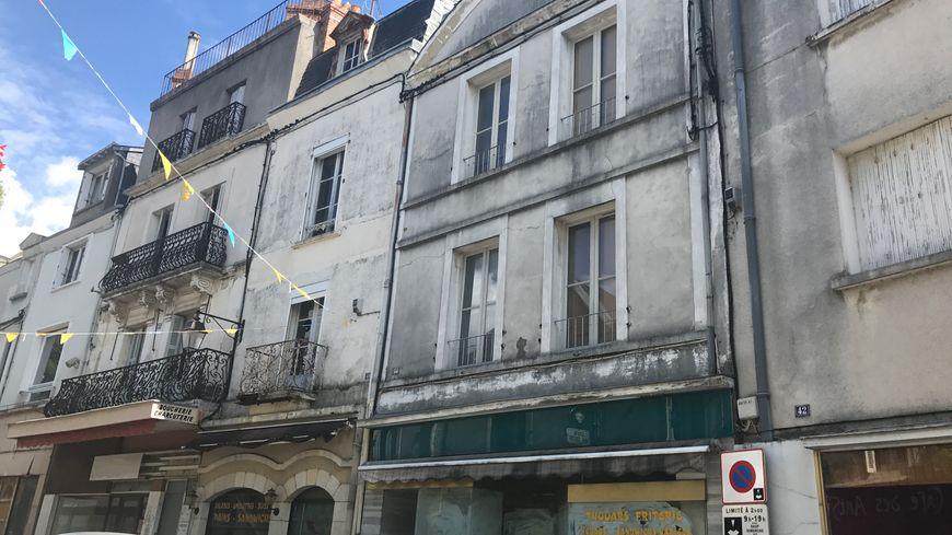4 ans de détritus ont été retrouvé dans cet appartement de la rue Saint Médard