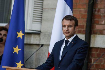 Emmanuel Macron a effectué une tournée européenne pour aborder les statuts des travailleurs détachés