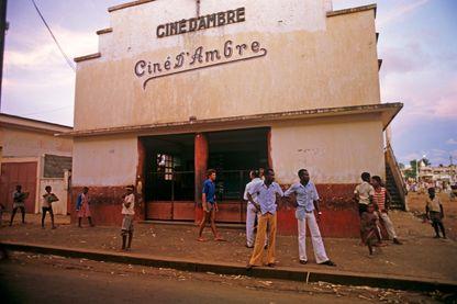 Cinema, Antsiranana, Madagascar, 1985