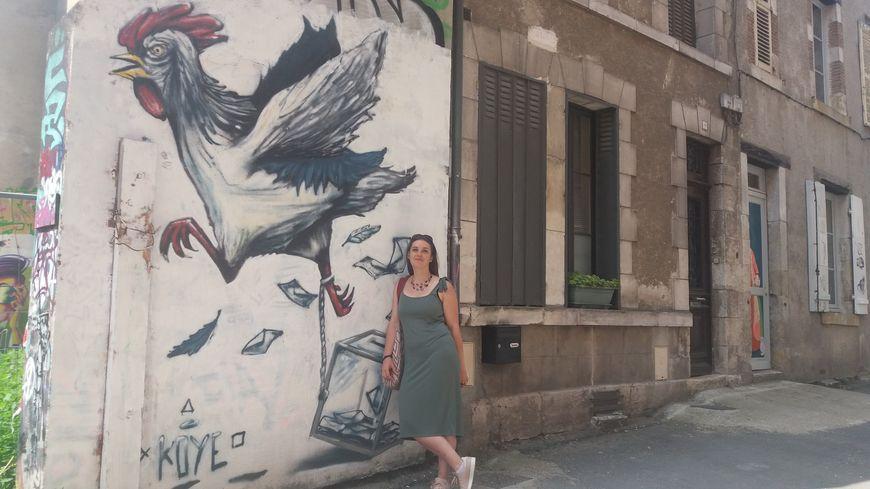 Agnès Laugier dans son quartier préféré : la vinaigrerie Dessaux
